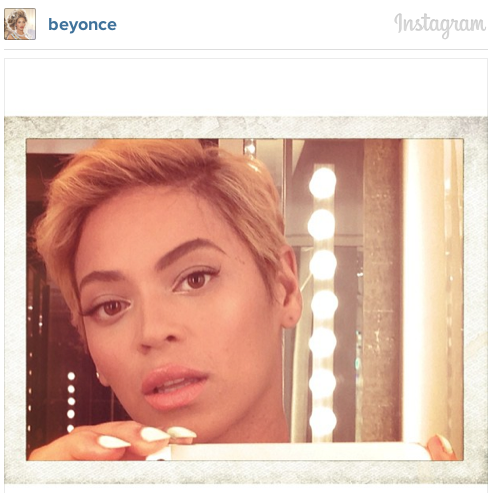 Beyonce's Instagram