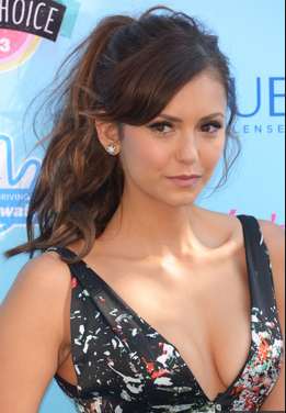 Nina Dobrev Teen Choice '13