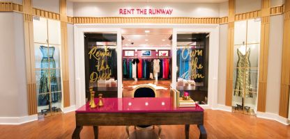 rent the runway nyc store
