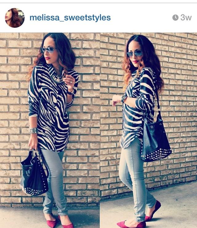melissa sweet styles