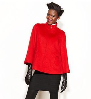 red cape winter