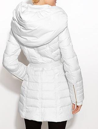 white puffer coat macys