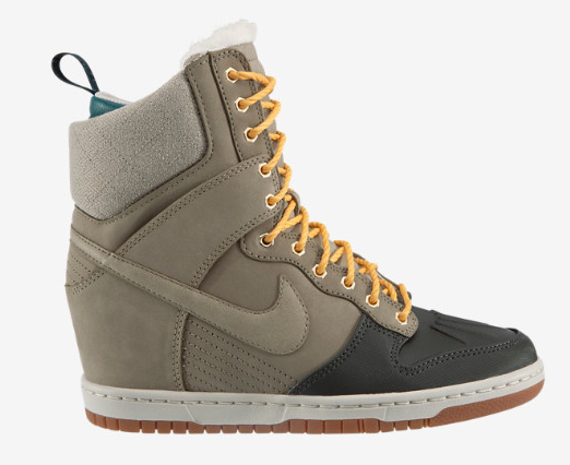 nike women dunk sky hi