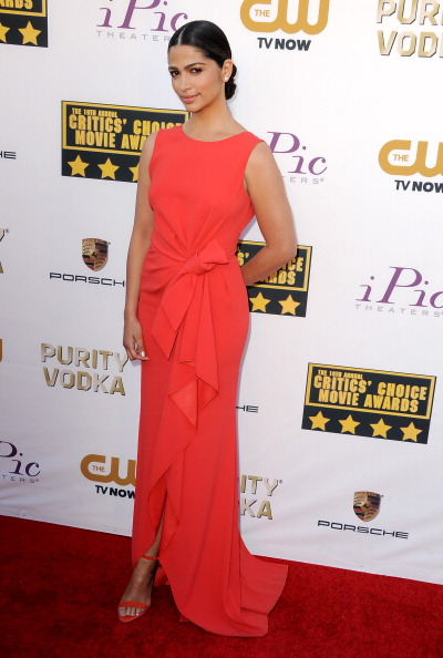 camila alves critics choice awards