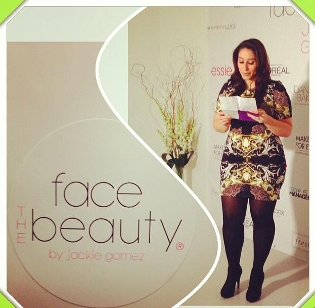 jackie gomez makeup artist