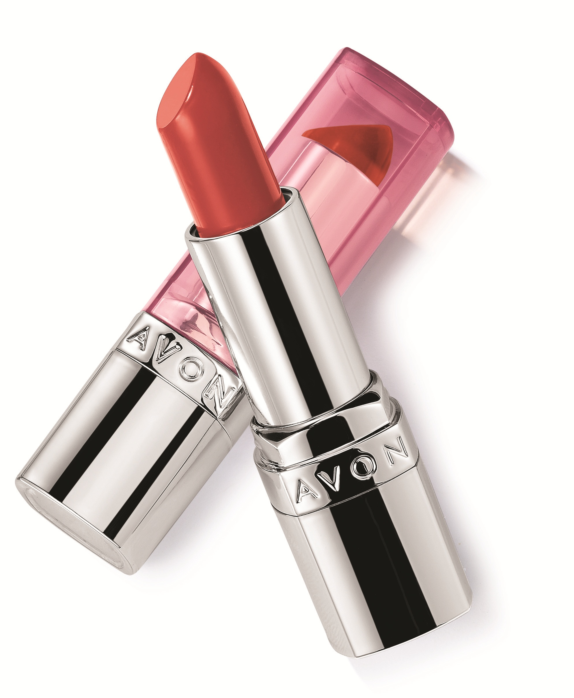 New Ultra Color Absolute Lipstick from AVON  coral be chic mag