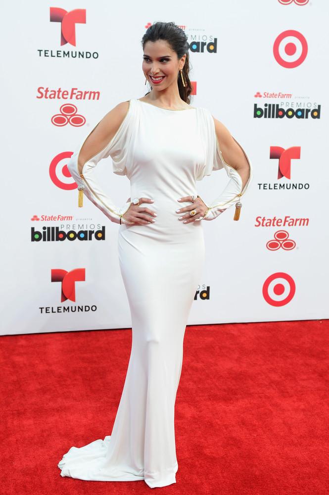 roselyn sanchez white dress