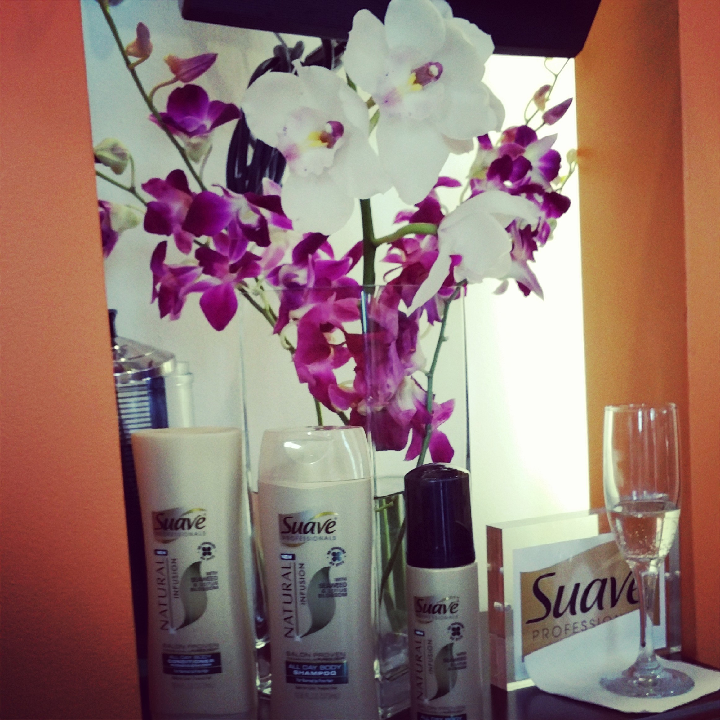 suave natural infusion be chic mag