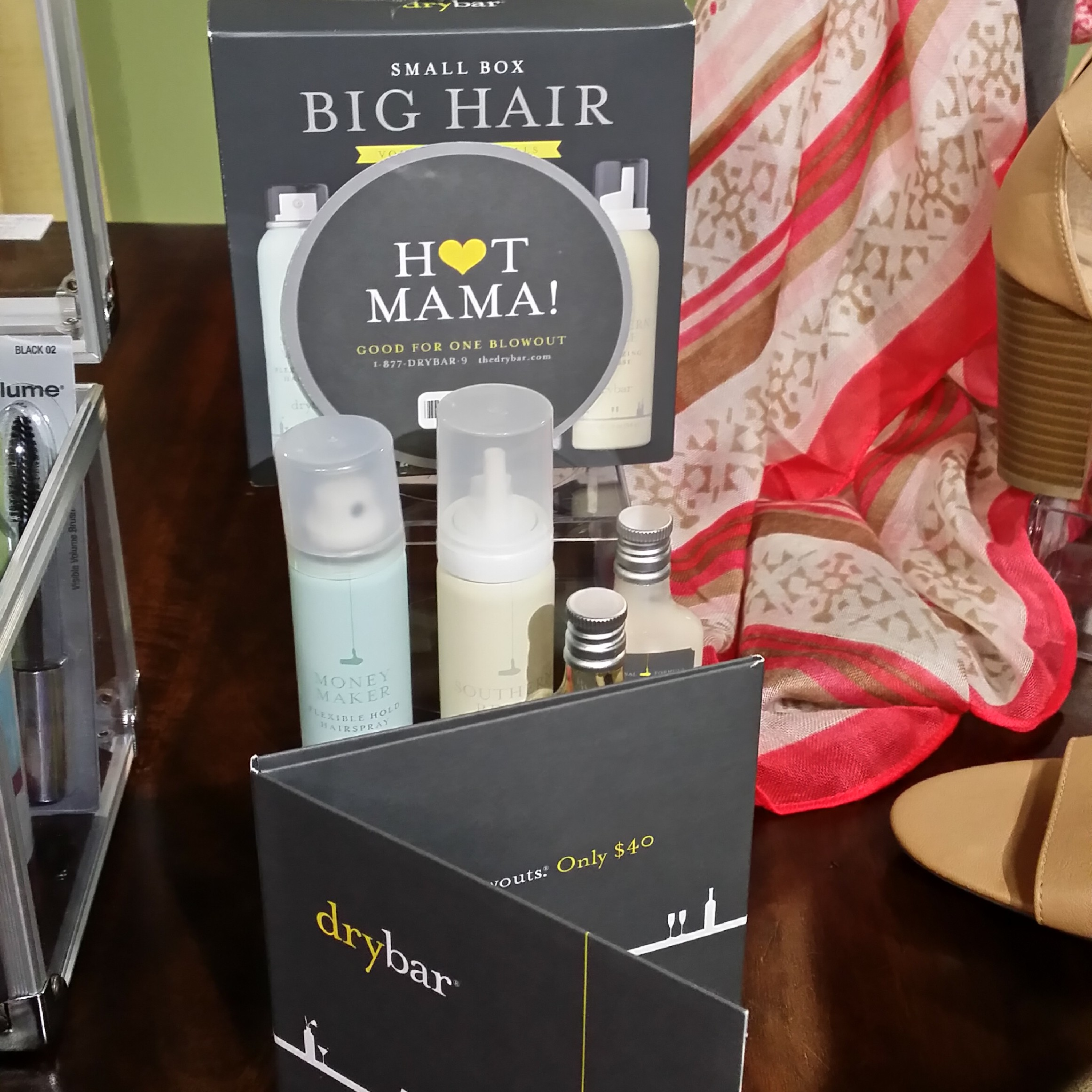 dry bar mothers day