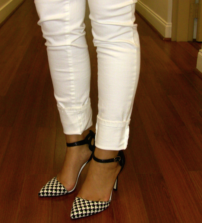 shoedazzle heart shoes