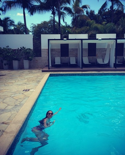 casa de campo swimming pool
