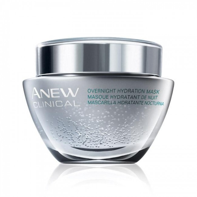 avon overnight hydration mask