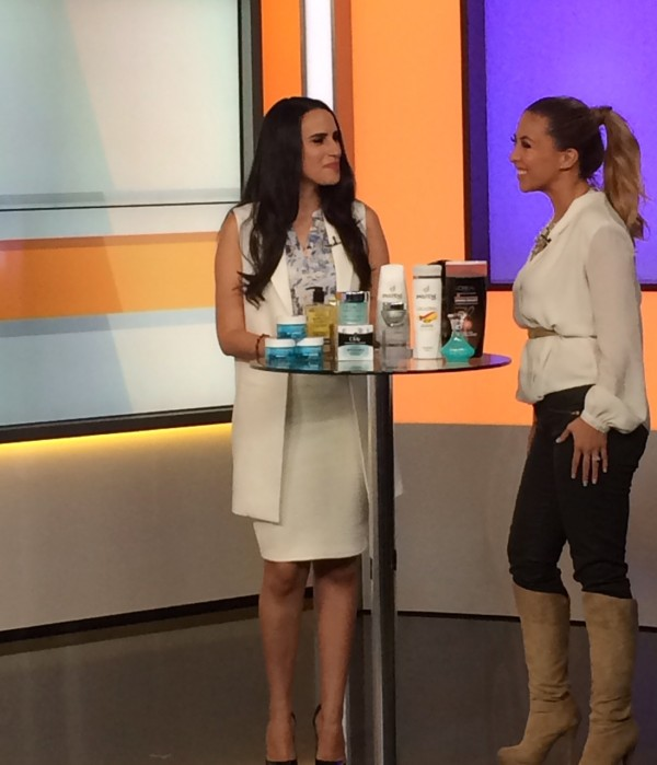 beauty segment telemundo