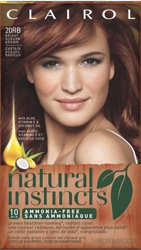 hair dye for spring clairol crema keratina