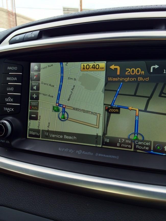 kia sorento navigation be chic tour and mercedes sanchez