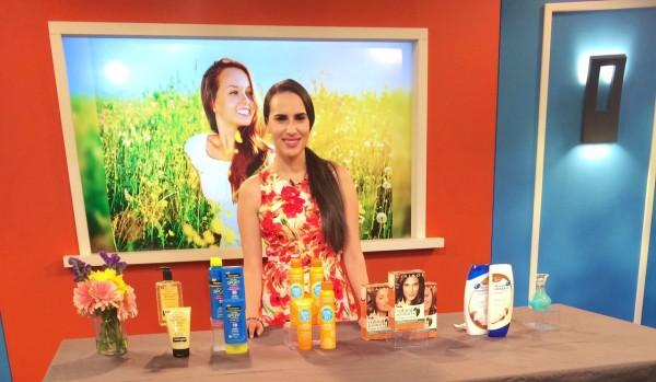 latina lifestyle expert mercedes sanchez telemundo 47