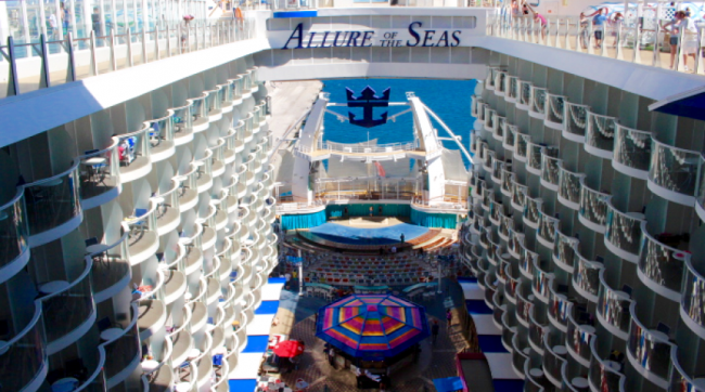 royal caribbean allure of the seas
