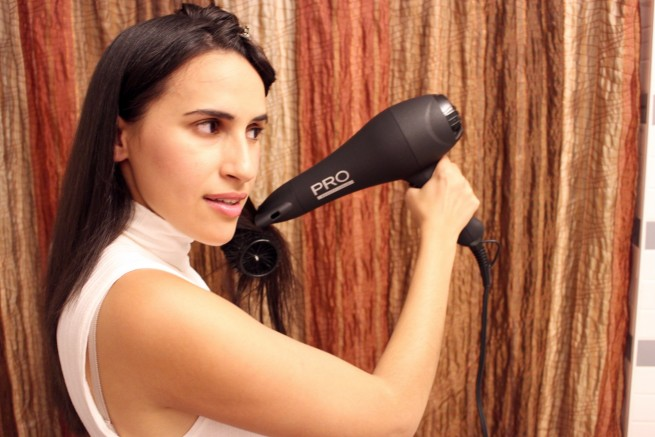 pro beauty tools blow dryer