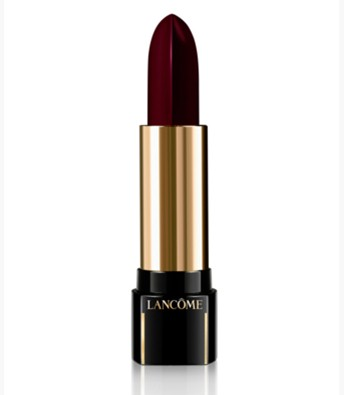 purple lipstick Lancome L'Absolu Rouge Definition