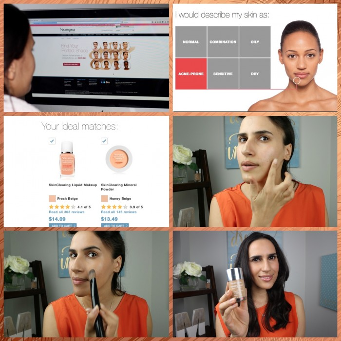 neutrogena strong foundation mercedes sanchez