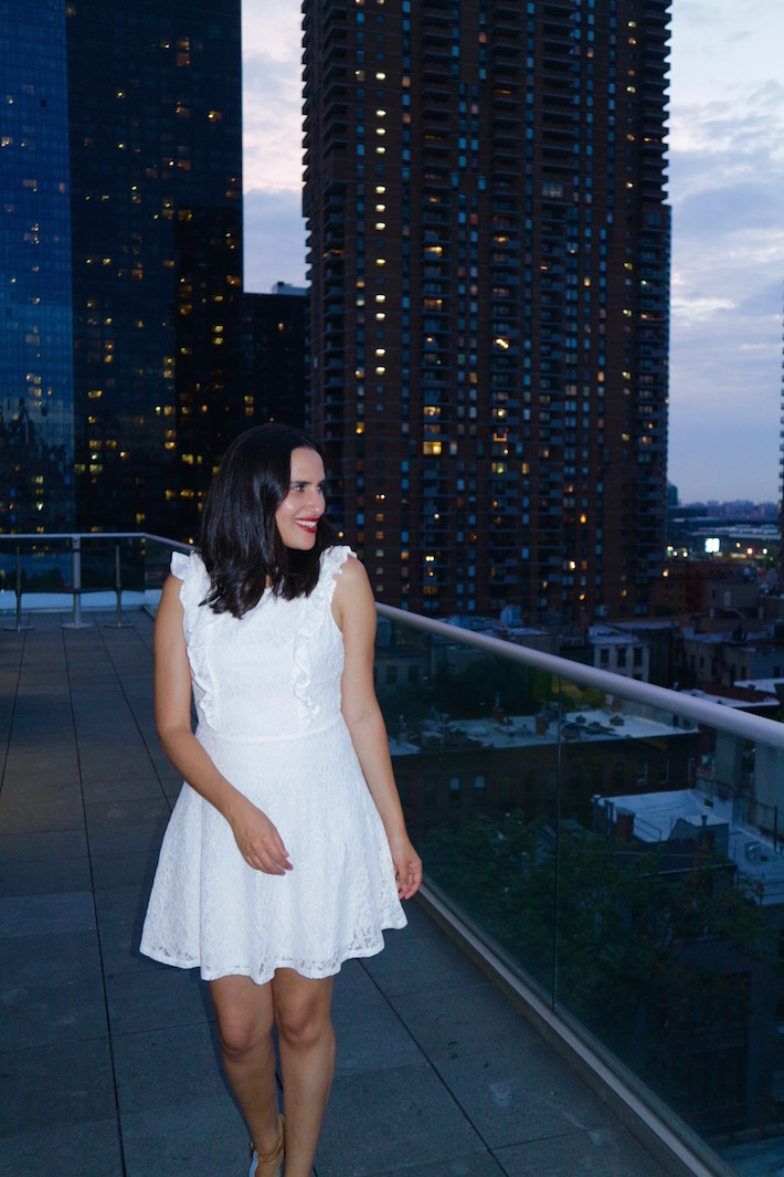 little white dress nyc