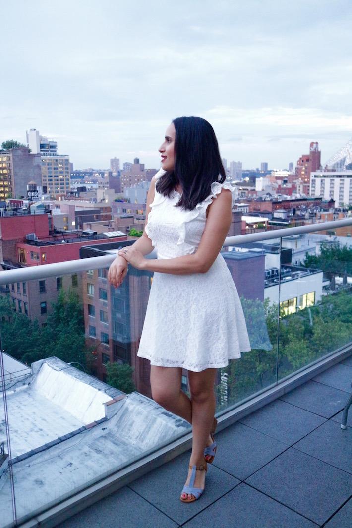 summer rooftop