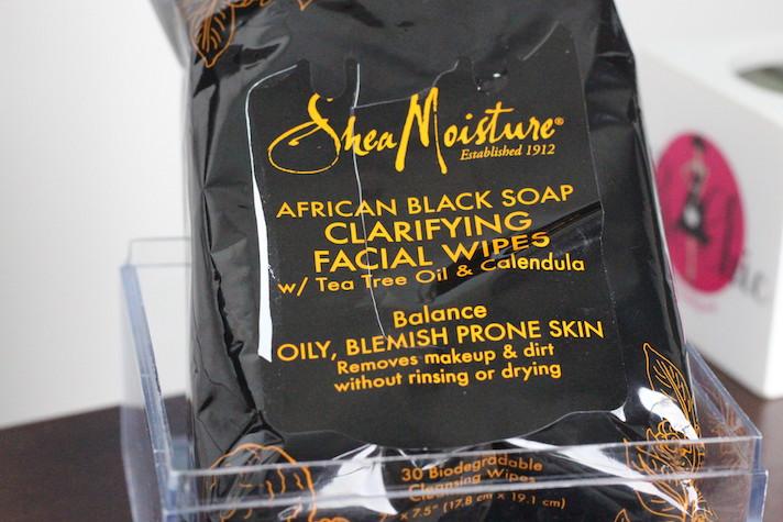 shea moisture wipes