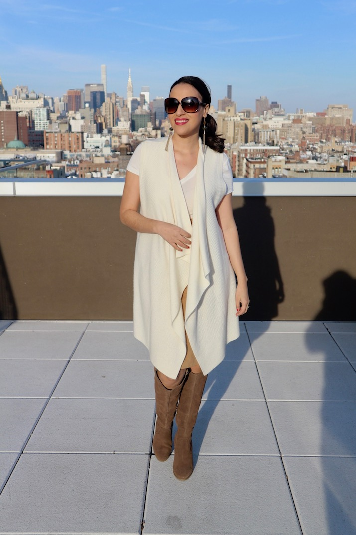 brown over the knee boots bechicmag