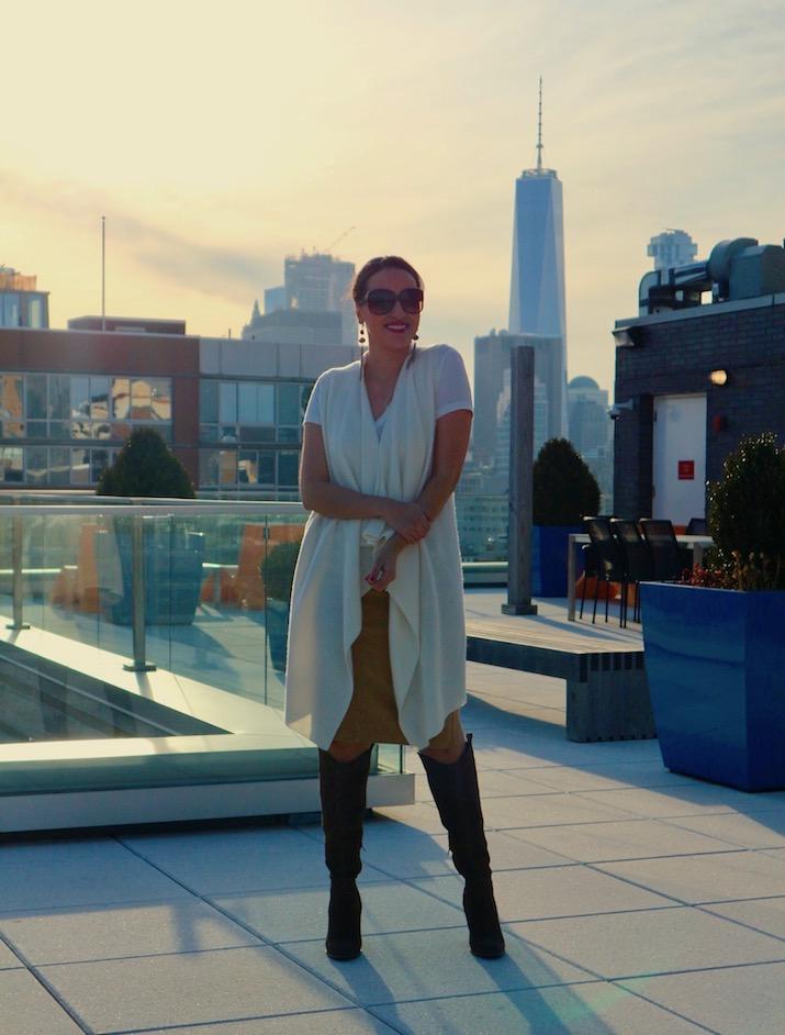 nyc fashion freedom tower