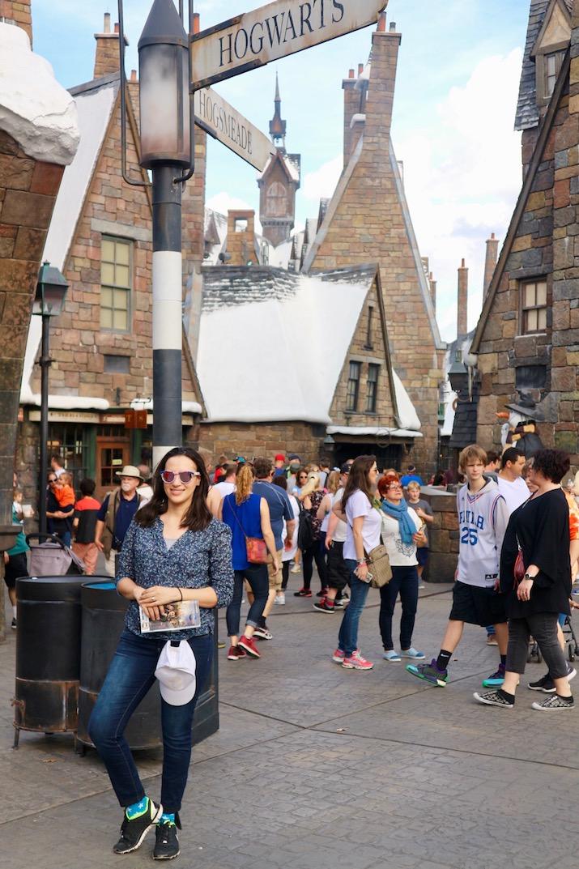 Hogwarts Orlando be chic mag
