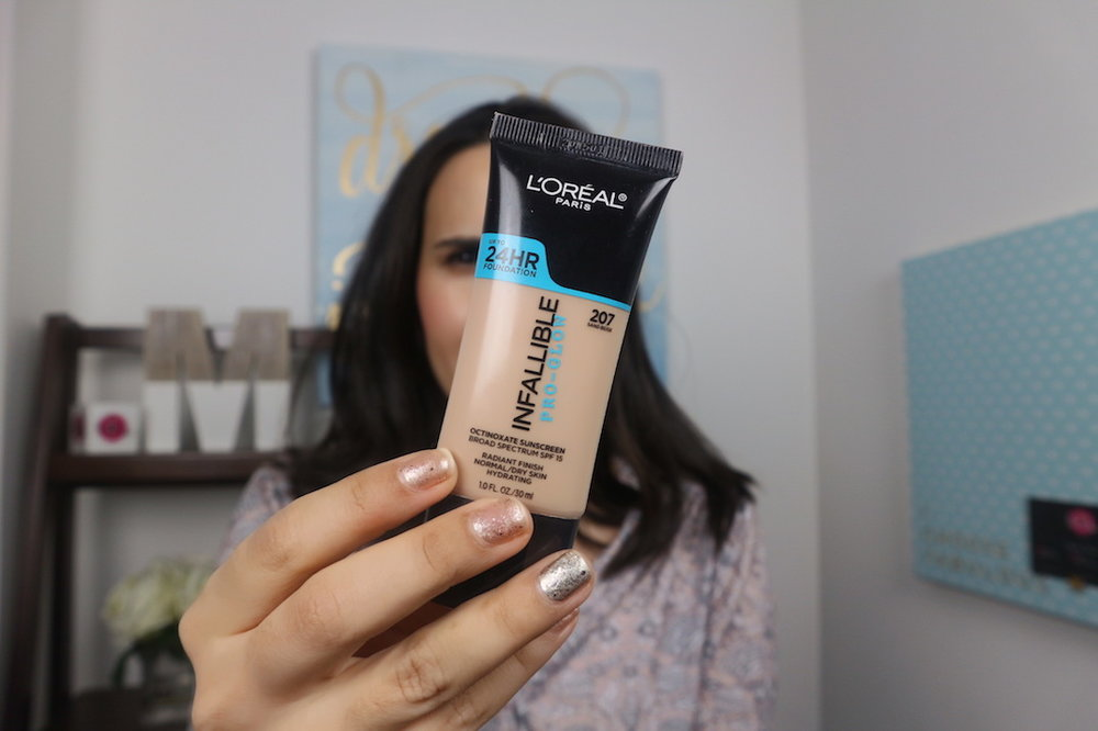 infallible-loreal-paris foundation