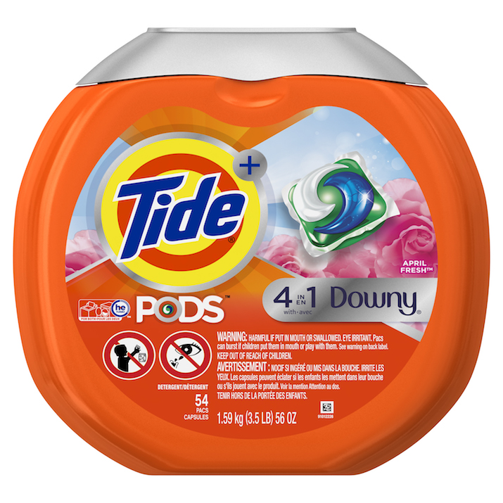 tide pods downy be chic mag