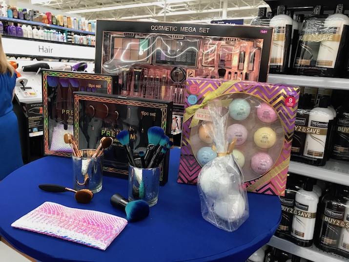 Walmart brushes