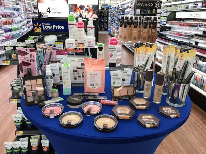 Walmart cosmetics