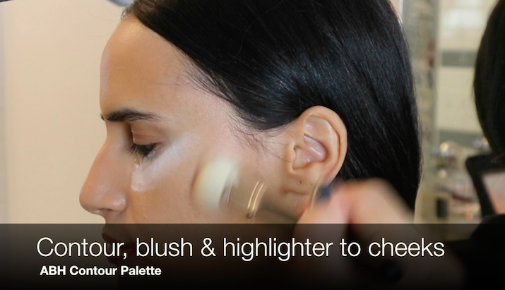 contouring and highlighter bechicmag