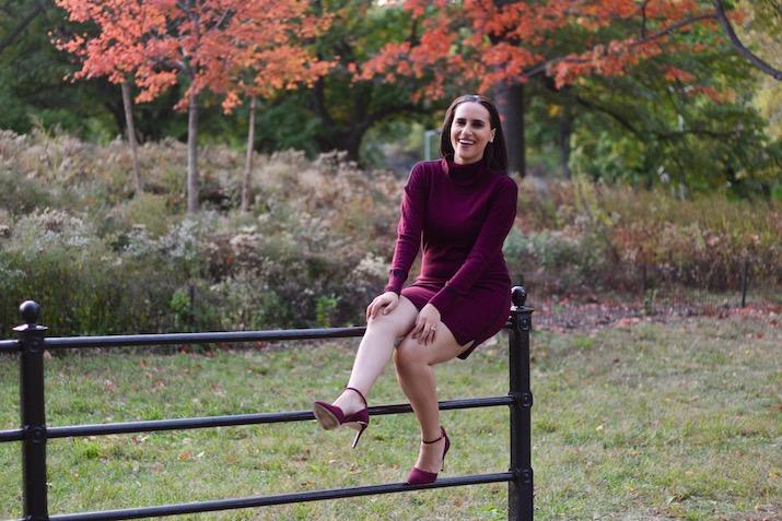 fall fashion foliage
