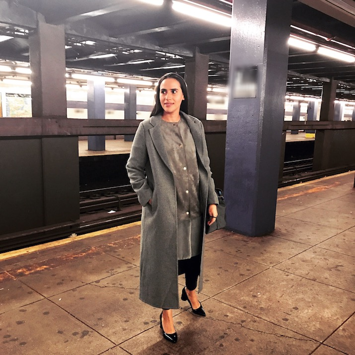 Latina fashion blogger NYC