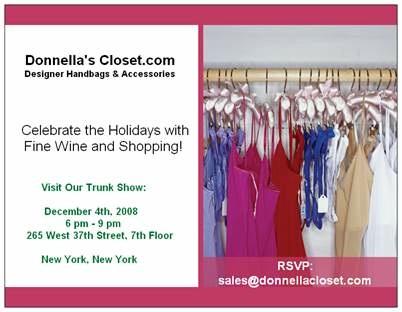 Donnella's Closet