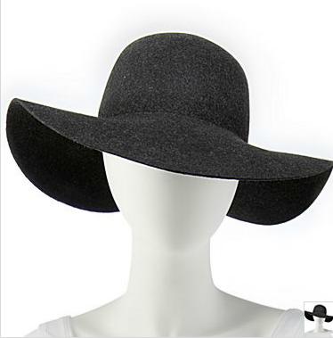 jc penny winter floppy hat