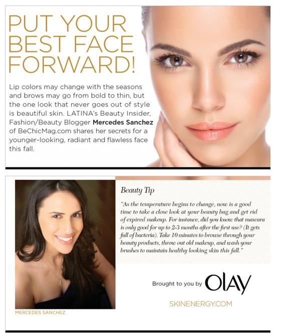latina beauty expert
