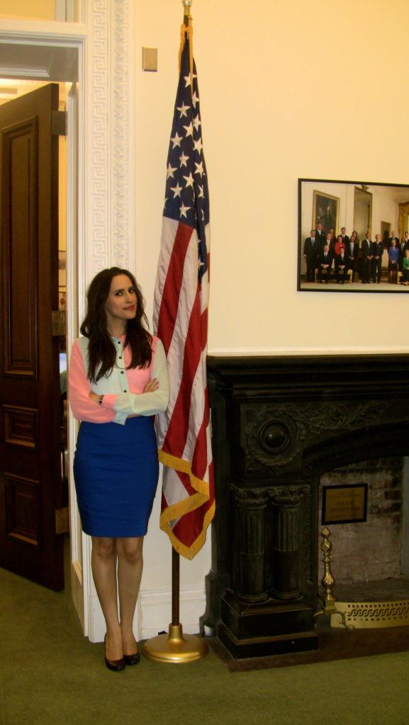 mercedes sanchez white house