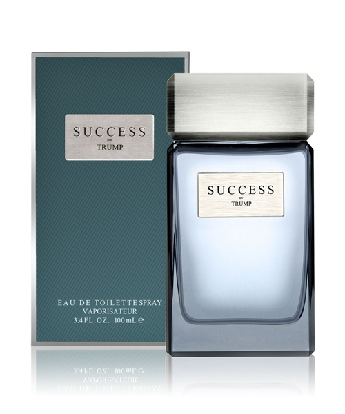 donald trump cologne success