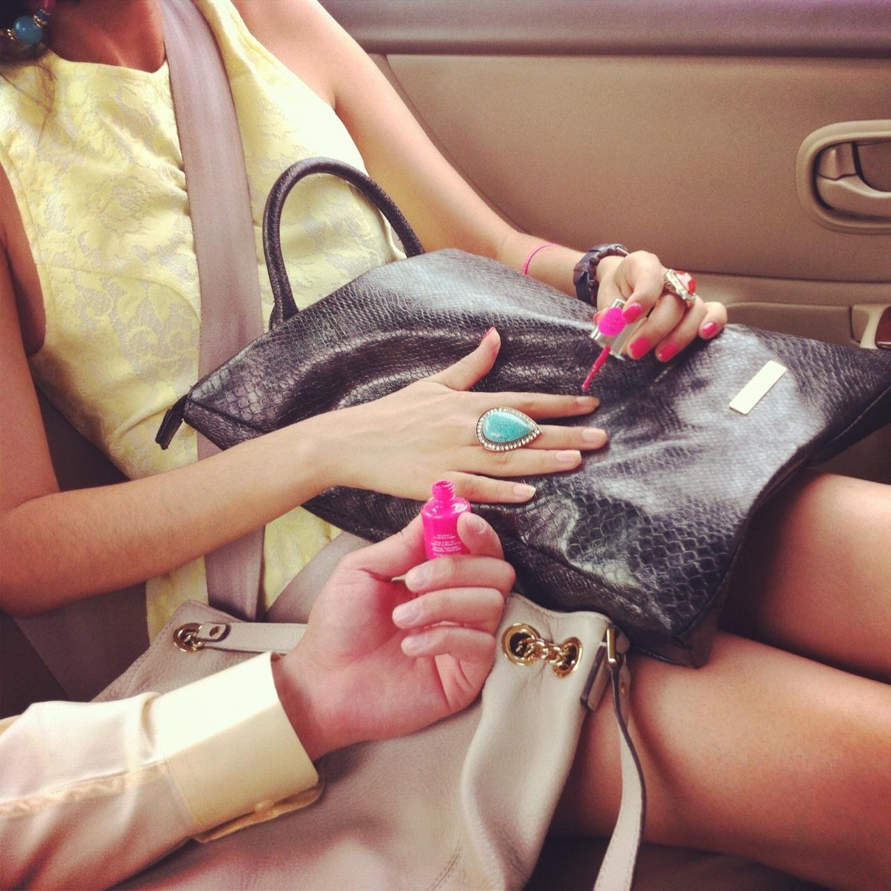 boyfriend nail polish