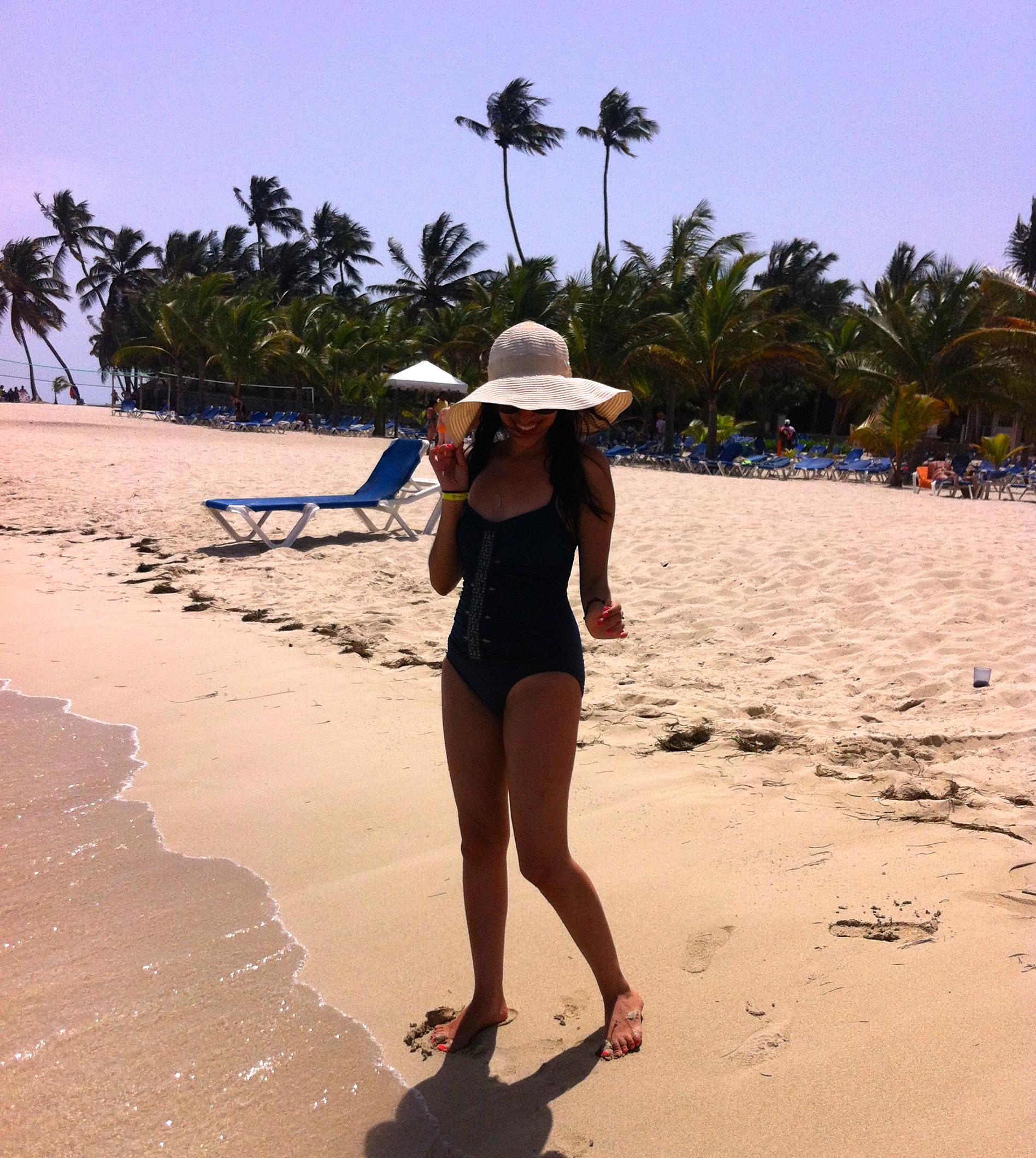 badgley mischka swimsuit