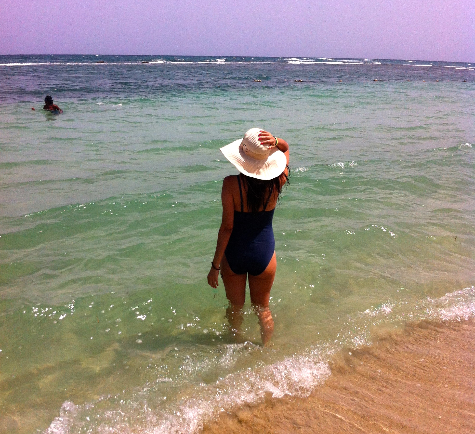 ralph lauren beach hat