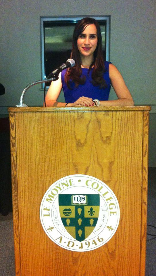 latina motivational speaker