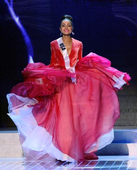 olivia culpo red dress