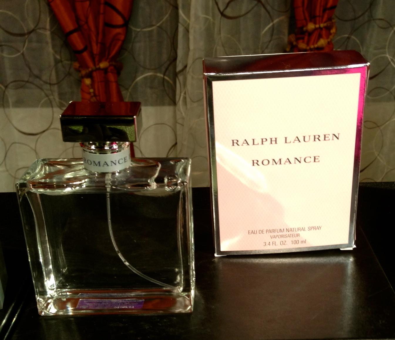 ralph lauren romance fragrancse