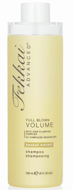 fekkai full  blown volume shampoo