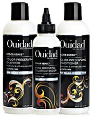 Ouidad Color Sense collection